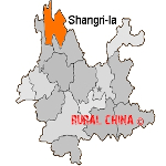 Shangril-La Prefecture Map
