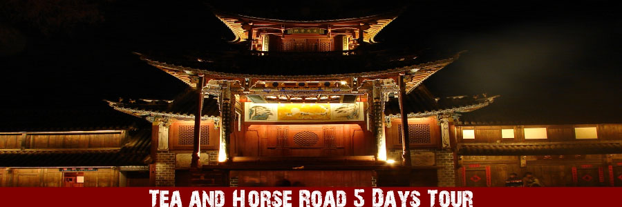 Tea And Horse Road 5 Days Tour