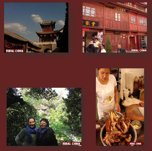 Wei Shan Tour