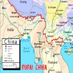 Yunnan Kunming Map