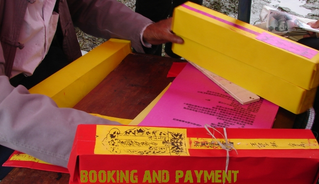booking & payment