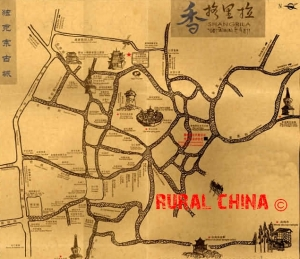 Shangril-la Old Town Map